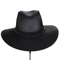 Mesh Aussie Grande Brim Fedora Hat alternate view 26