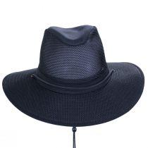Mesh Aussie Grande Brim Fedora Hat alternate view 22