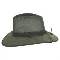 Mesh Aussie Grande Brim Fedora Hat alternate view 99