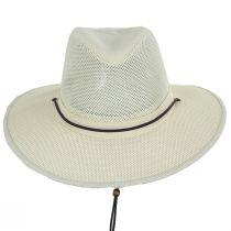 Mesh Aussie Grande Brim Fedora Hat alternate view 130