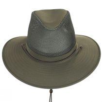Solarweave Mesh Aussie Fedora Hat alternate view 2
