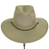 Solarweave Mesh Aussie Fedora Hat alternate view 2