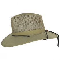 Solarweave Mesh Aussie Fedora Hat alternate view 7