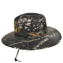 Mossy Oak Camouflage Aussie Fedora Hat alternate view 19