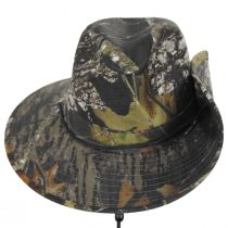 Mossy Oak Camouflage Aussie Fedora Hat alternate view 22