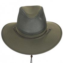 Solarweave Mesh Aussie Fedora Hat alternate view 6