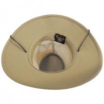 Mesh Aussie Grande Brim Fedora Hat alternate view 16