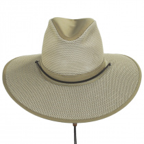 Mesh Aussie Grande Brim Fedora Hat alternate view 70