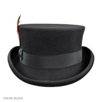 Deadman Wool Felt Top Hat alternate view 16