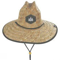Ranger Straw Lifeguard Hat alternate view 2