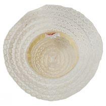 Lace Fabric Sun Hat alternate view 8