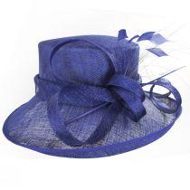 Seregenti Sinamay Straw Dress Hat alternate view 3
