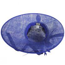 Seregenti Sinamay Straw Dress Hat alternate view 4
