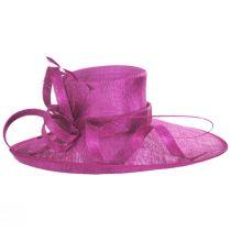 Seregenti Sinamay Straw Dress Hat alternate view 6