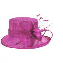 Seregenti Sinamay Straw Dress Hat alternate view 7