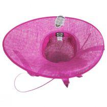 Seregenti Sinamay Straw Dress Hat alternate view 8