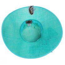 Restless Rider Sinamay Straw Boater Hat alternate view 13