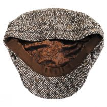 Skully Marl Tweed Wool Newsboy Cap alternate view 4