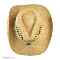 Maggie May Straw Western Hat alternate view 11