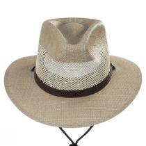 Milan Laminated Toyo Straw Safari Hat alternate view 30