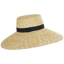 Braided Straw Lampshade Sun Hat alternate view 3