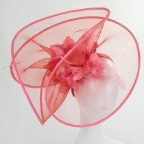 Bellafina Crinoline Fascinator Headband alternate view 6