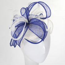 Vekoma Sinamay Straw Fascinator Hat alternate view 6