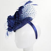 Alexandria Sinamay Straw Fascinator Hat alternate view 4