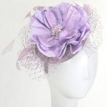 Alexandria Sinamay Straw Fascinator Hat alternate view 6