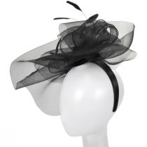 Duvalle Crinoline Fascinator Headband alternate view 4