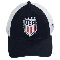 Team Truckered USWNST 9Fifty Snapback Baseball Cap alternate view 2