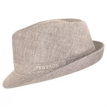 Osceola Linen Fedora Hat alternate view 3