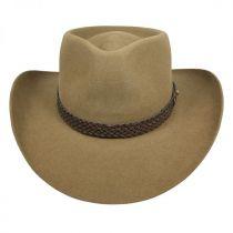 Snowy River Fur Felt Australian Western Hat alternate view 88