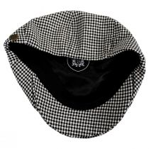 Brood Plaid Cotton Newsboy Cap alternate view 4