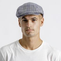 Hooligan Plaid Cotton Ivy Cap alternate view 15