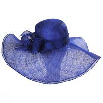 Beechmont Sinamay Straw Swinger Hat alternate view 6