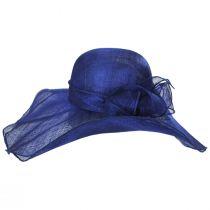 Beechmont Sinamay Straw Swinger Hat alternate view 7
