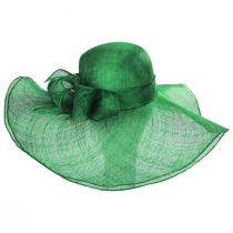 Beechmont Sinamay Straw Swinger Hat alternate view 10