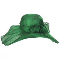 Beechmont Sinamay Straw Swinger Hat alternate view 11