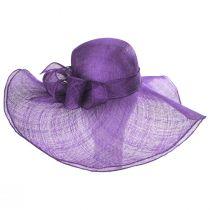 Beechmont Sinamay Straw Swinger Hat alternate view 14