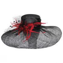 Hazelwood Sinamay Straw Swinger Hat alternate view 2