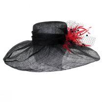 Hazelwood Sinamay Straw Swinger Hat alternate view 3
