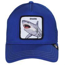 Jaws Mesh Trucker Snapback Baseball Cap alternate view 2