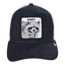 Bandit Mesh Trucker Snapback Baseball Cap alternate view 2
