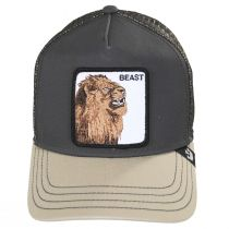 Beast Mesh Trucker Snapback Baseball Cap alternate view 2