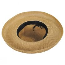 Toyo Straw Lampshade Hat alternate view 8