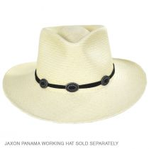 Suede Concho Hat and Headband alternate view 2