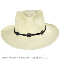 Suede Concho Hat and Headband alternate view 5