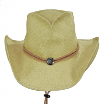 Runaway Bride Toyo Straw Western Hat alternate view 2