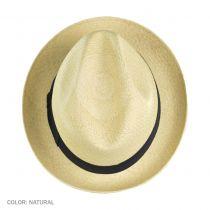 Panama Straw Trilby Fedora Hat alternate view 5